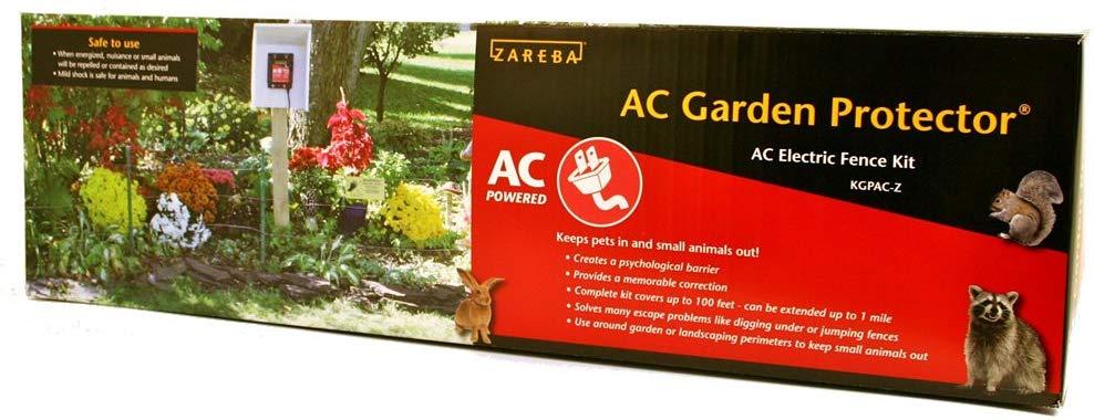 Proven No 1 Raccoon Deterrent - An Electric Dog Fence